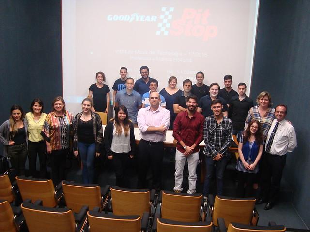Projeto Nomad Goodyear® - alunos de Design da Mauá