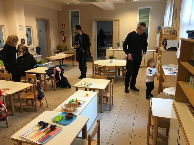 Scuola Montessori Bilingue Milano - Casa dei bambini