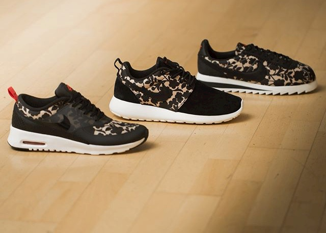 Nike x Liberty Holiday 2015 sneaker collection photo by 43einhalb