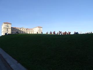 Image of Palais du Pharo. garden marseille modernart artcontemporain sculptures palaisdupharo