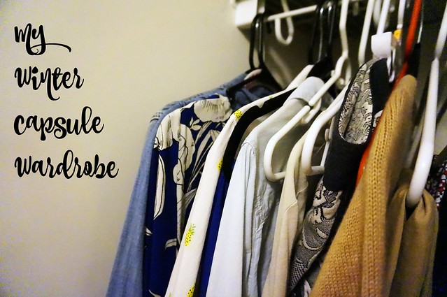 Winter Capsule Wardrobe With Capsules 1