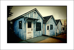 cannery worker's cabins...