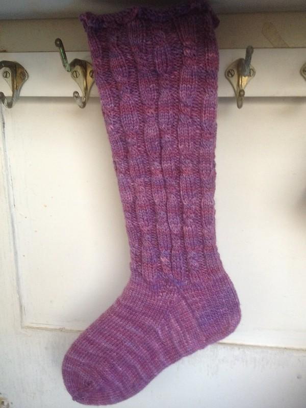 Flamingo Feet Socks