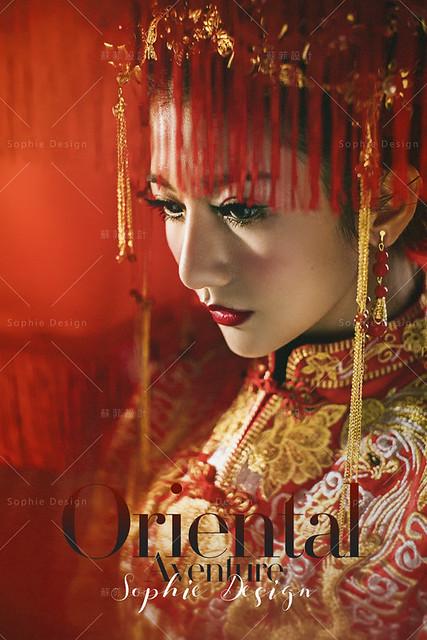 新娘秘書,中式新娘,新娘造型,中式新娘造型,中式婚紗,中式婚禮,中國風婚紗,中國風新娘