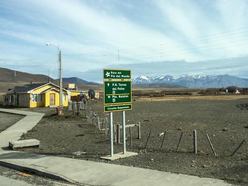 Bus de El Calafate (Argentine) à Puerto Natales: la Ruta del Fin del Mundo.