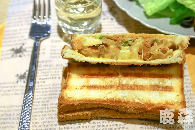 【三重早午餐】鹿森早午餐以森林為主題的早午餐店,提供豐盛而且精緻的餐點。