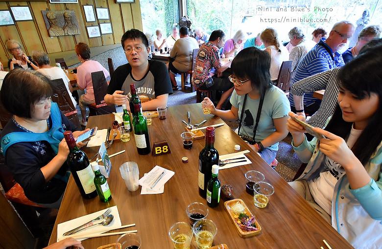 花蓮太魯閣旅遊景點玉泉紅酒09