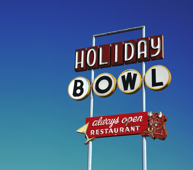 Holiday Bowl (1958)