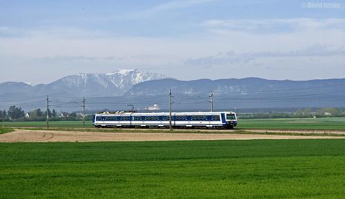 4020 a Hohe Wand-dal és a Schneeberggel