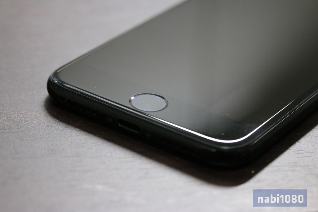 iPhone 7 ジェットブラック08