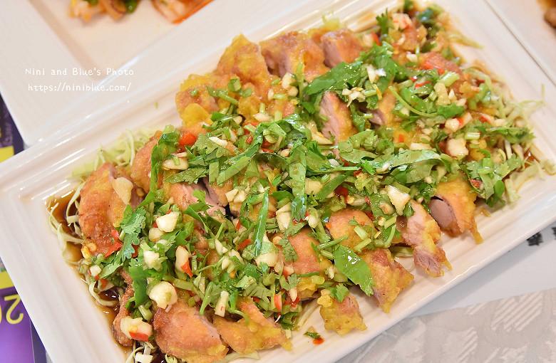 台中泰華泰式料理14