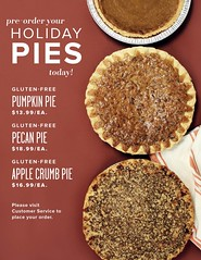 Gluten-Free Holiday Pies