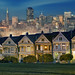 Painted Ladies by Lee Sie
