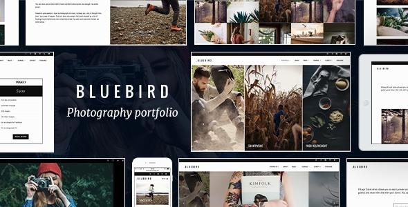Bluebird v1.5.6 – Design for Professional Photographers