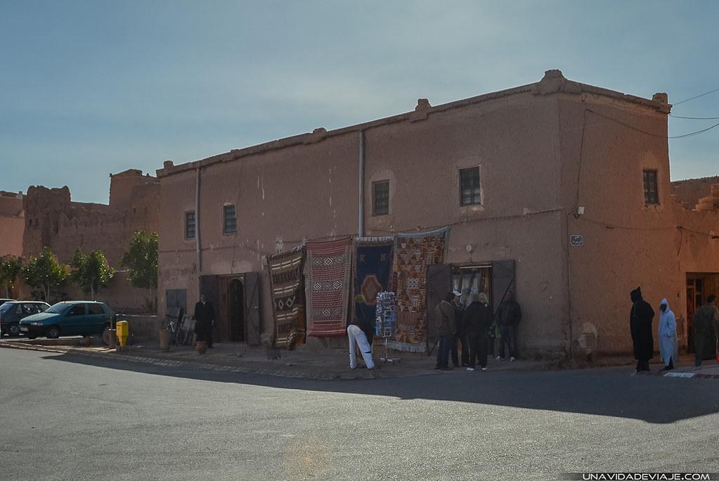 Marruecos Ourzazate
