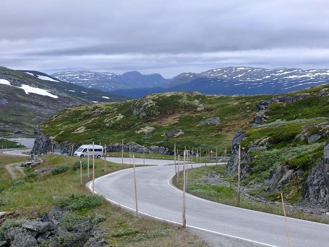 Hardangervidda Norway in summer, Fujifilm FinePix S200EXR