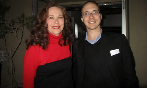 Joanne Macgregor and Lood du Plessis