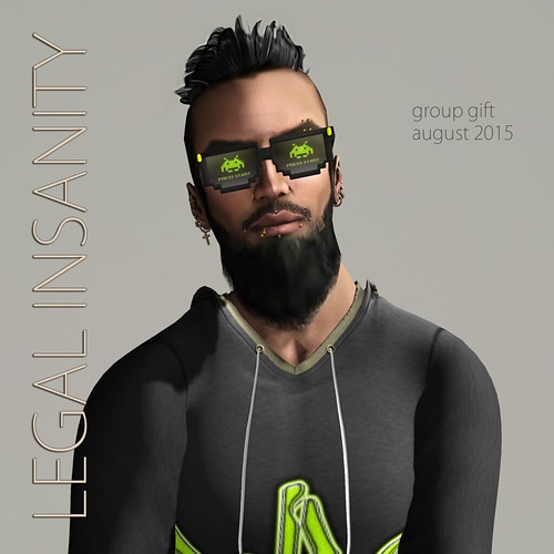FabFree Designer of The Day - Legal Insanity