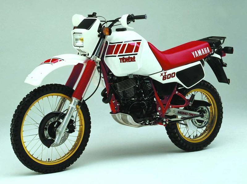 Yamaha XT600 Ténéré  84