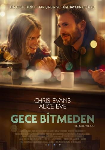 Gece Bitmeden - Before We Go (2015)