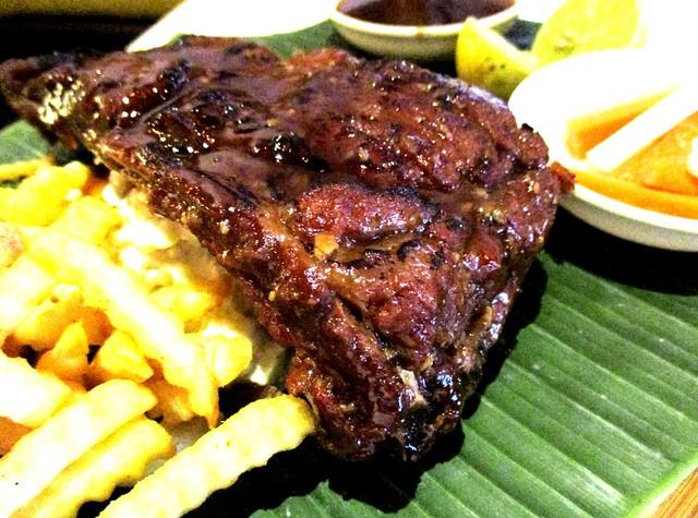 Jack Pork signature BBQ ribs 1