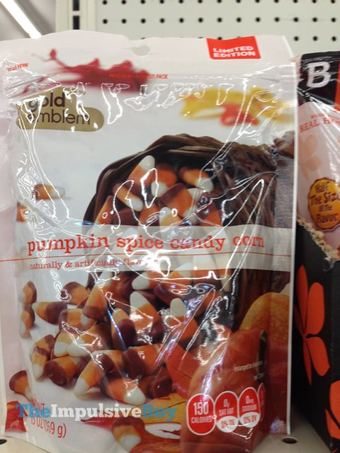 CVS Gold Emblem Limited Edition Pumpkin Spice Candy Corn
