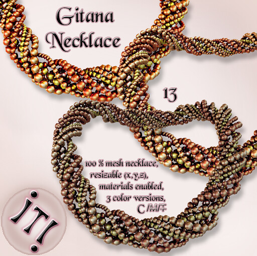 !IT! - Gitana Necklace 13 Image
