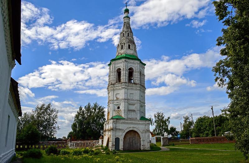 Kideksha, Suzdal region, Vladimir Oblast, Russia