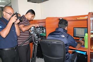 Cobertura de medios sobre Implementación del SIGAM