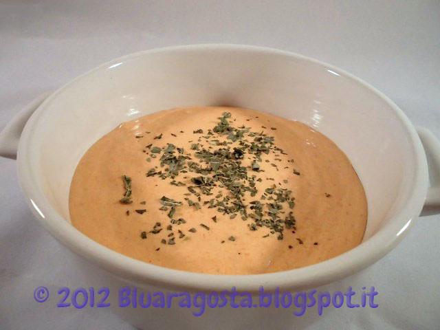 salsa peperoni arrostiti