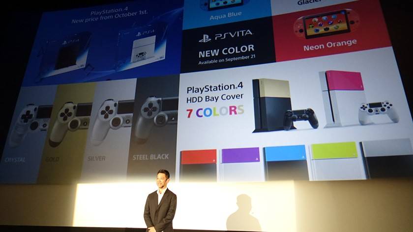 SONY COMPUTER ENTERTAINMENT JAPAN ASIA UNVEILS ITS STRONG HARDWARE AND SOFTWARE LINE-UPS FOR THE COMING HOLIDAY SEASON