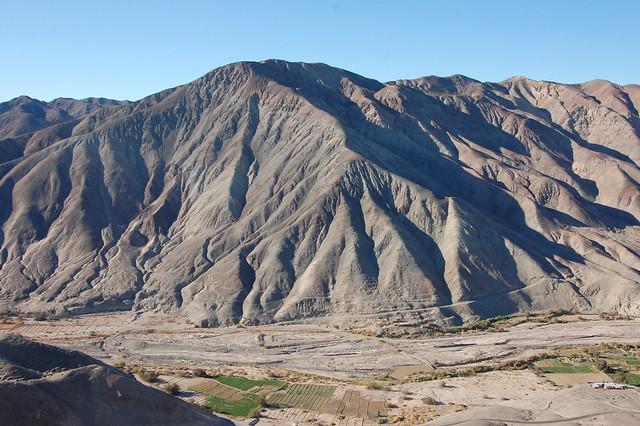 Mirador Alto Pachica, en route to Parque Nacional Isluga, Tarapacá, Chile