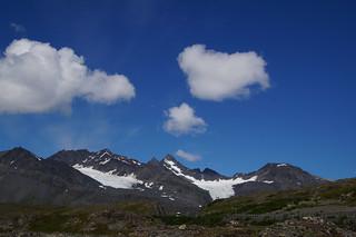 111 Tussenstop kort na Wörthington Glacier