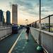 Seoul Sunset Bridge by Jon Siegel