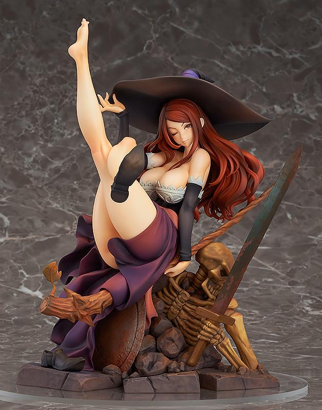 """《魔龍寶冠》操縱著邪惡力量的妖豔女巫""""Sorceress"""" 立體化"""
