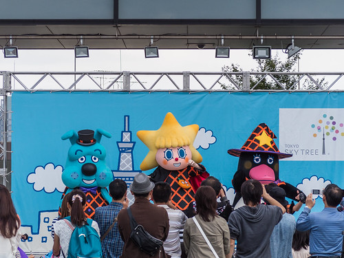 Tokyo Sky Tree image mascot