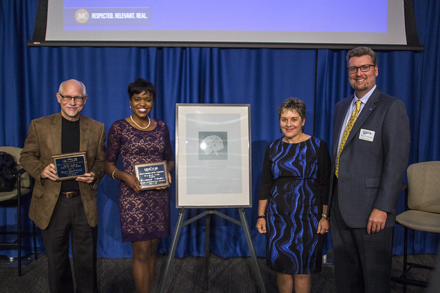 2015 Alumni & Friends of JMC Awards
