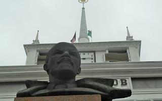 Lenin ist überall - auch noch in ...