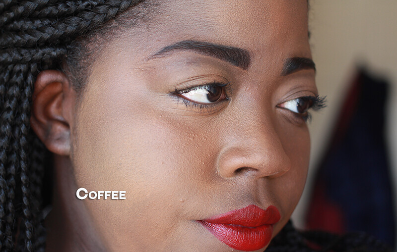 Vichy Dermablend Review_Coffee