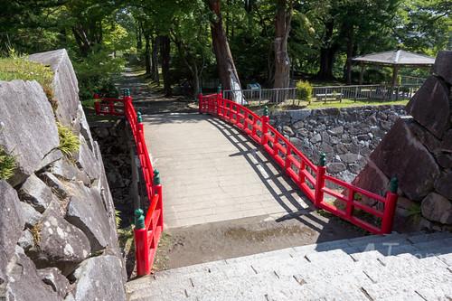Morioka Castle - Ninomaru