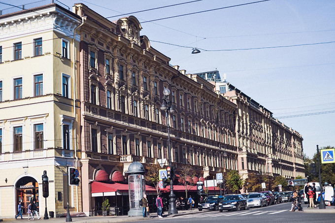 saint petersburg streets 2
