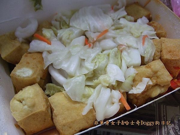 北投石牌美食-臭媽媽臭豆腐&鬍鬚紅麵線12