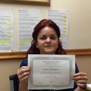 Marlene Cortinas's Business Reviews and Ratings for Municipal Credit Service Corp