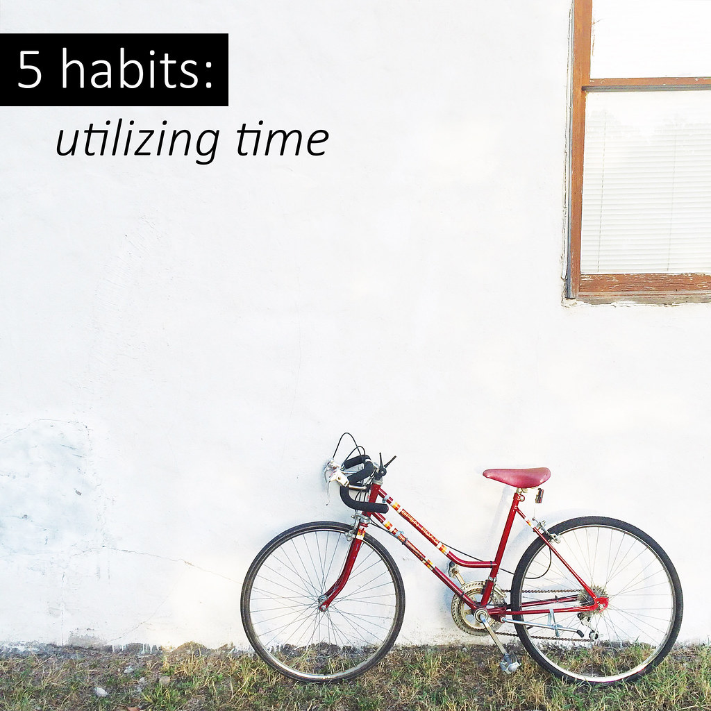 5_Habits_Utilize_Time