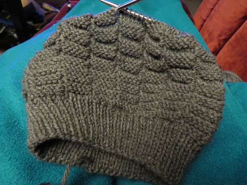 wip: Porsmouth Toque