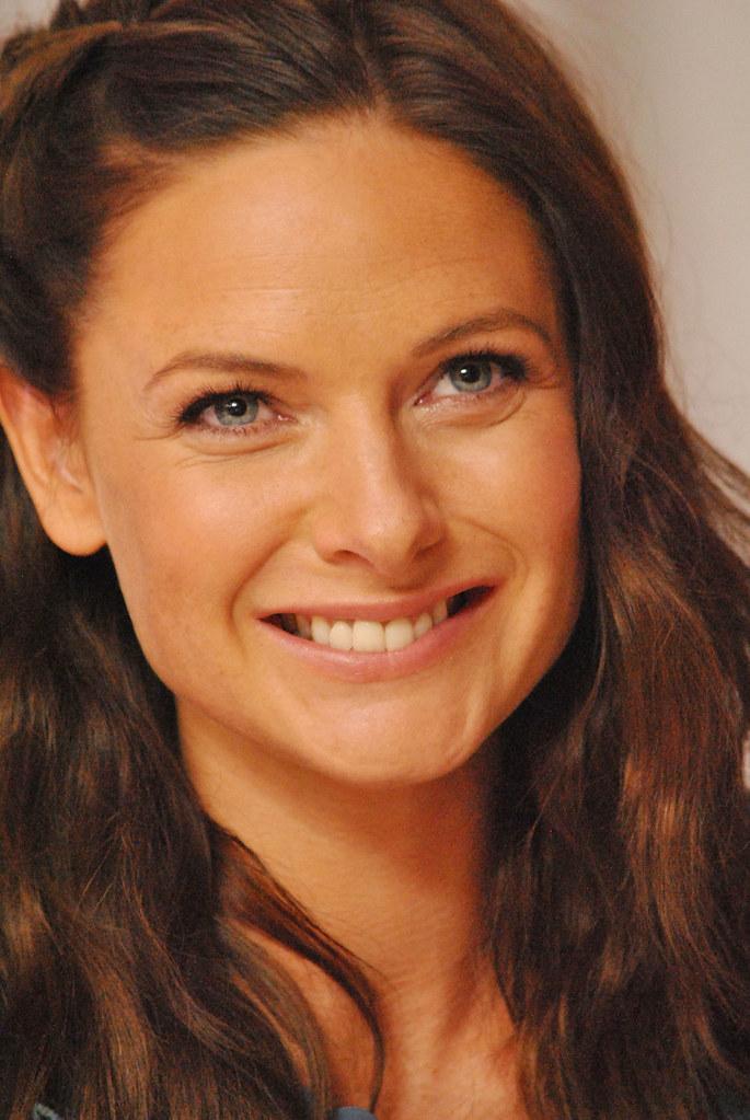 Ребекка Фергюсон — Пресс-конференция «Миссия невыполнима» 2015 – 24