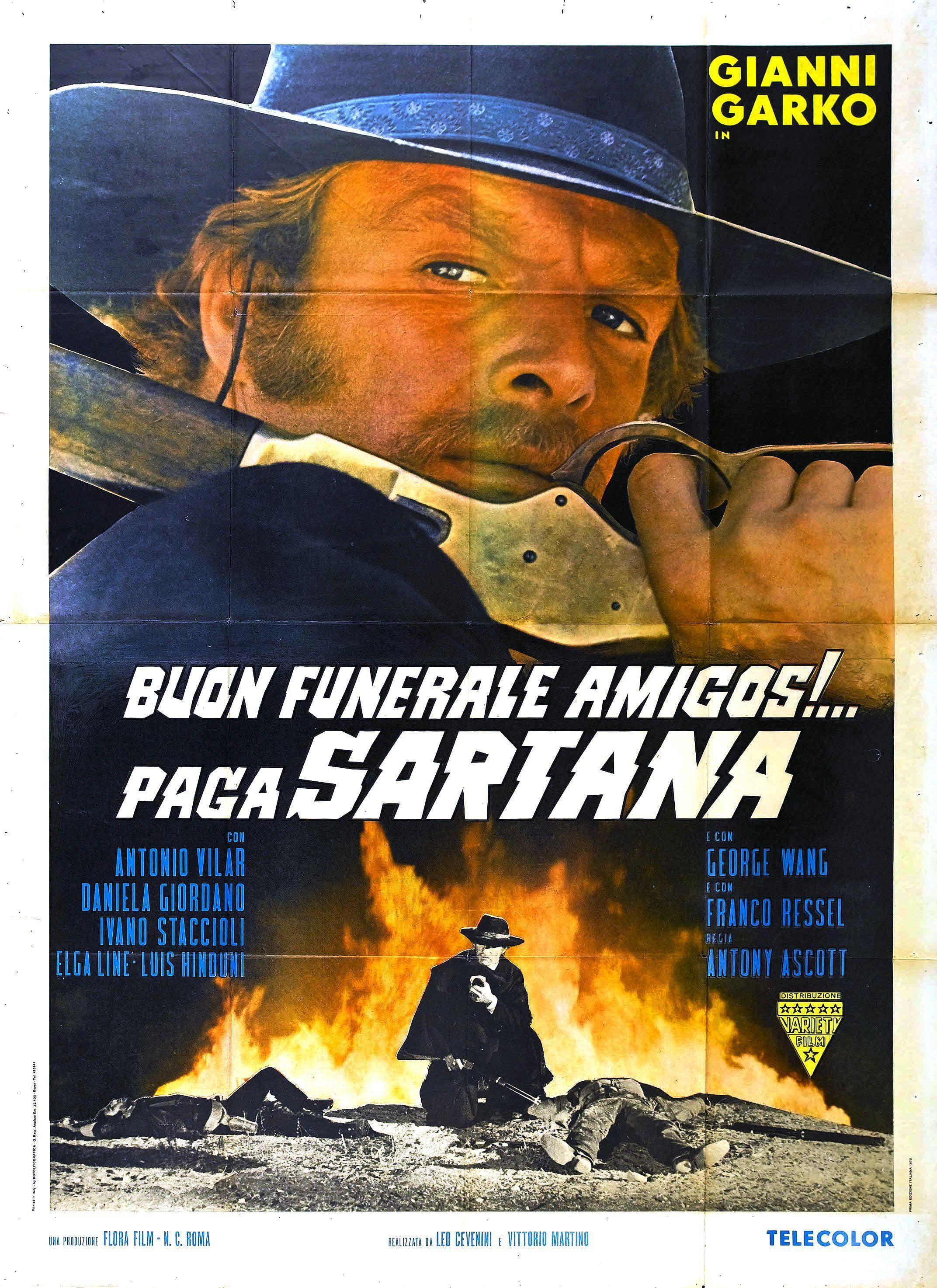 Sartana Will Pay (1970)