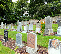 Roslin Cemetery, Midlothian, Scotland