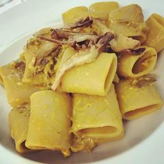#visioni #cibo #food #carbonara #carciofi