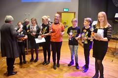 Bors Ungdomsbrassband - Vinnare i Miinibrassdivisionen